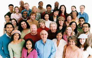 distintas etnias humanas